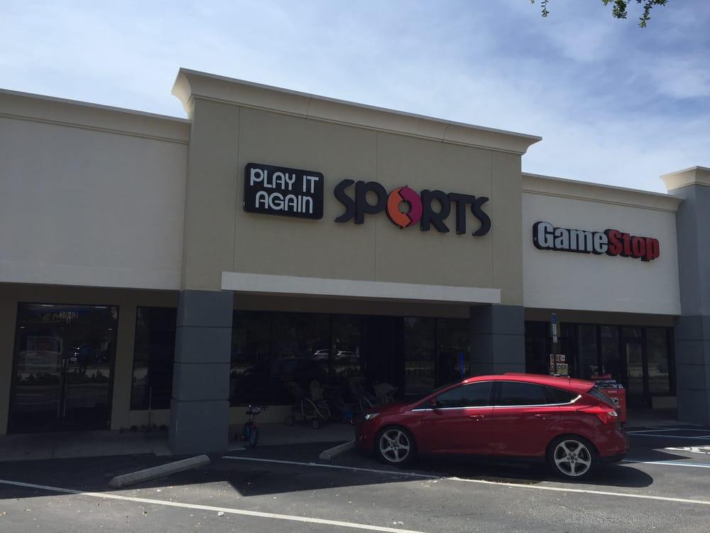 Play It Again Sports: 3942 Tyrone Blvd N, Saint Petersburg, FL