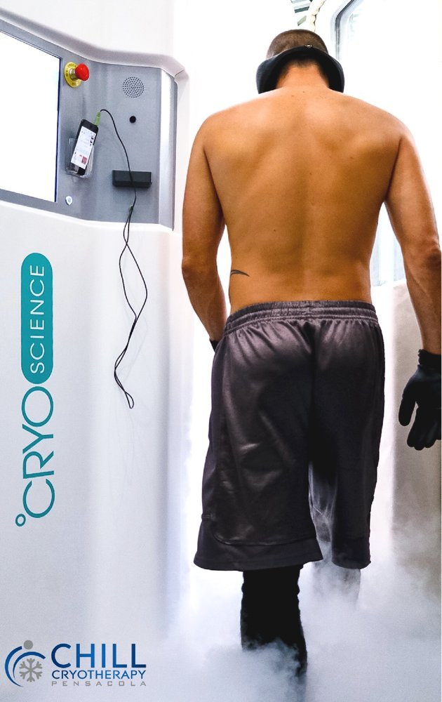 Chill Cryotherapy: 505 S Adams St, Pensacola, FL