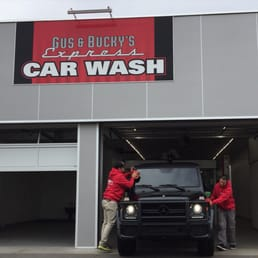 Gus And Bucky S Car Wash