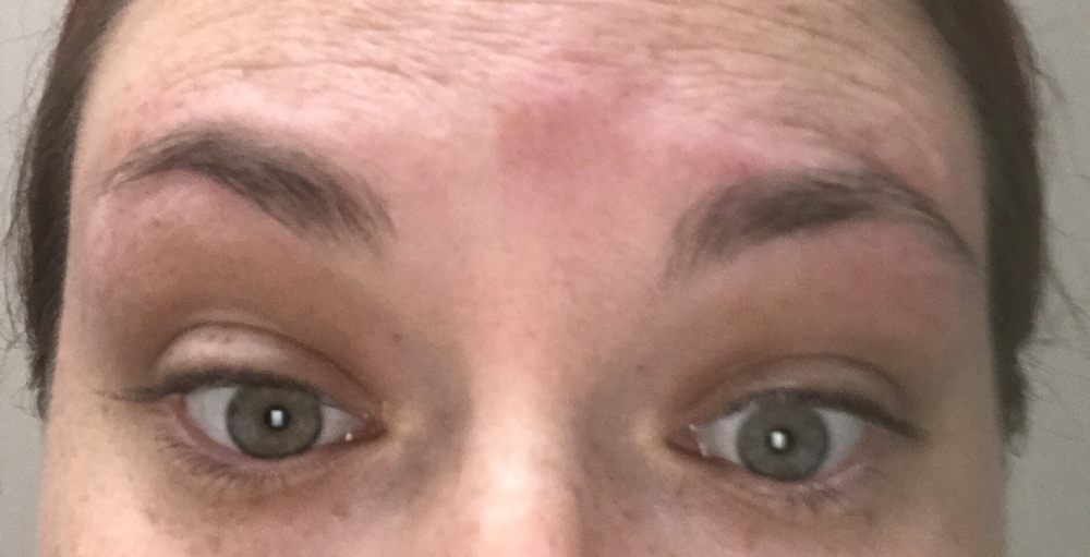 2 Different Shaped And Sized Eyebrows Yelp