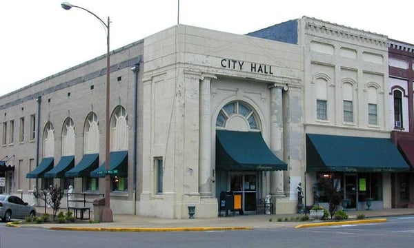 Dyersburg (TN) United States  city pictures gallery : Photo of Old City Hall Dyersburg, TN, United States. Old City Hall