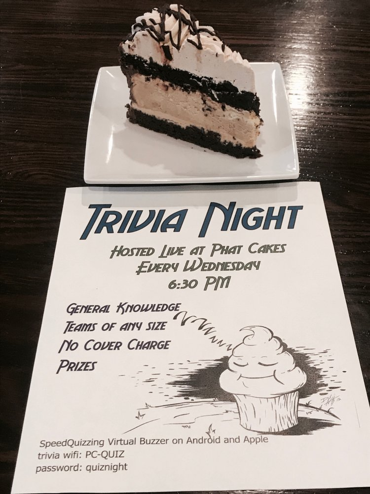 Phat Cakes: 45 S Washington St, Tiffin, OH
