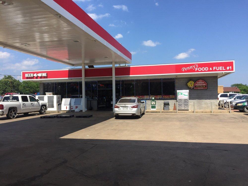 Exxon Station Restaurant: 120 N Hill St, Tatum, TX