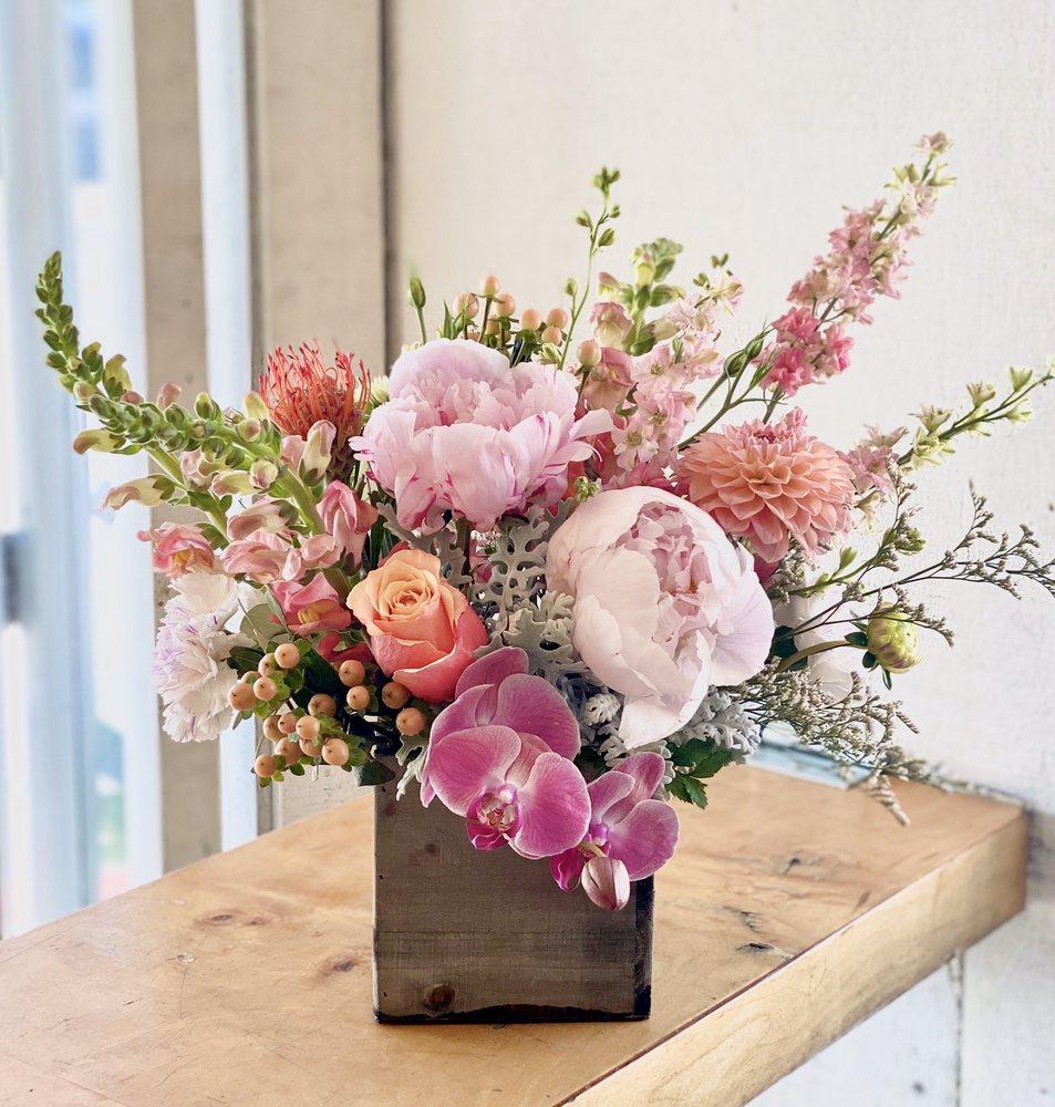 Flowers 'a La Carte