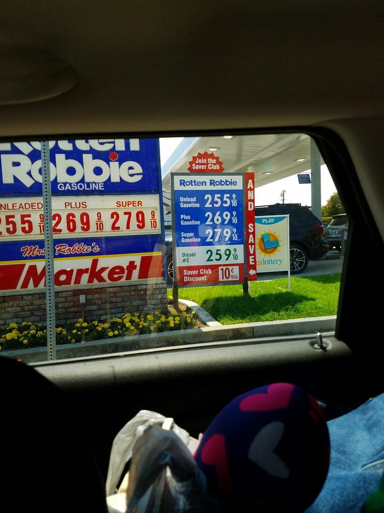 Ok Google Gas Station Near Me >> Rotten Robbie - Gas Stations - 1906 Mission St, Santa Cruz, CA - Phone Number - Yelp