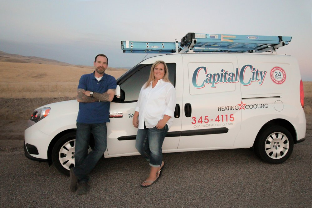 Capital City Heating & Cooling: 420 N Curtis Rd, Boise, ID
