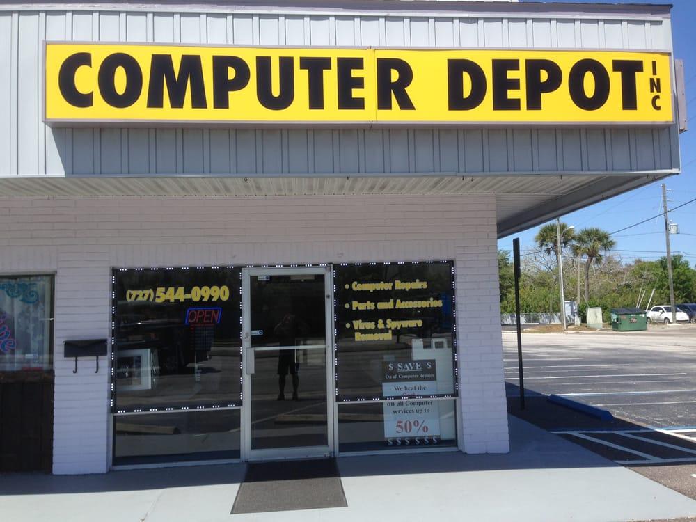 Computer Depot: 9101 Park Blvd, Seminole, FL