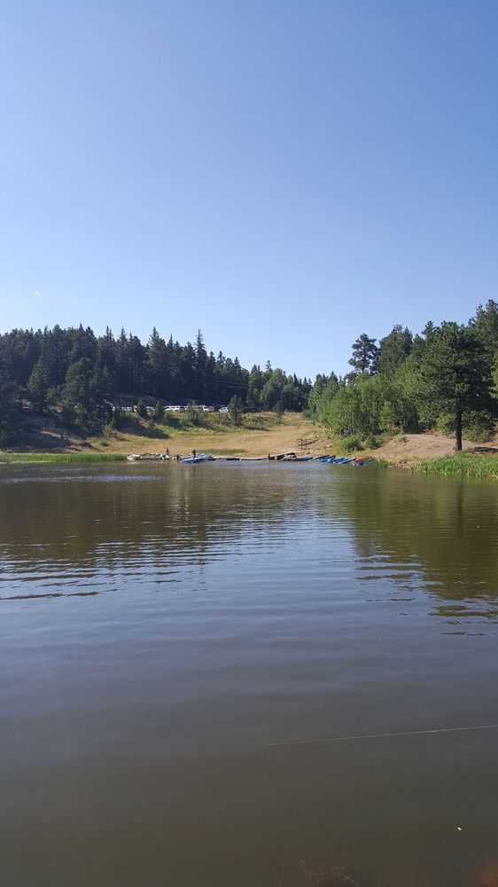 San Isabel Scout Ranch: State Highway 165, Rye, CO