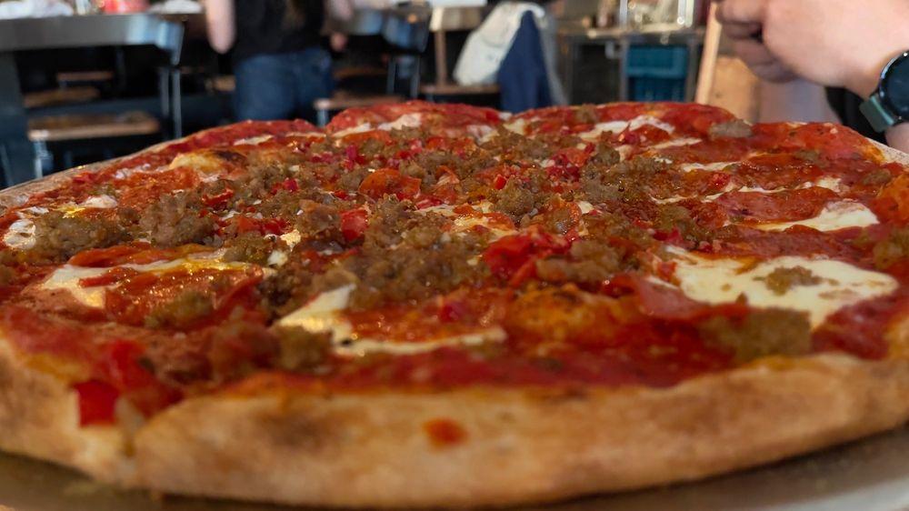 Papa Paul's Brick Oven Pizza & Pasta: 118 N Old Litchfield Rd, Litchfield Park, AZ