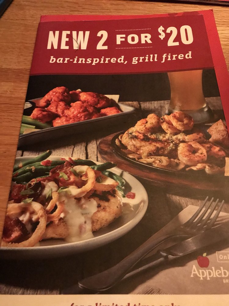 Buffalo Grill Carte Pdf.Applebee S Grill Bar New 134 Photos 63 Reviews