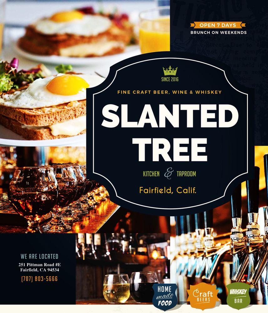 Slanted Tree Kitchen & Taproom: 251 Pittman Rd, Fairfield, CA