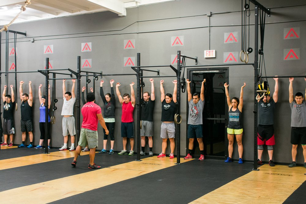 CrossFit Active Performance: 24001 Via Fabricante, Mission Viejo, CA