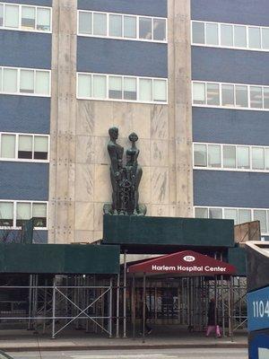 GVS @ Harlem Hospital Center 506 Lenox Ave Ronald Brown Building