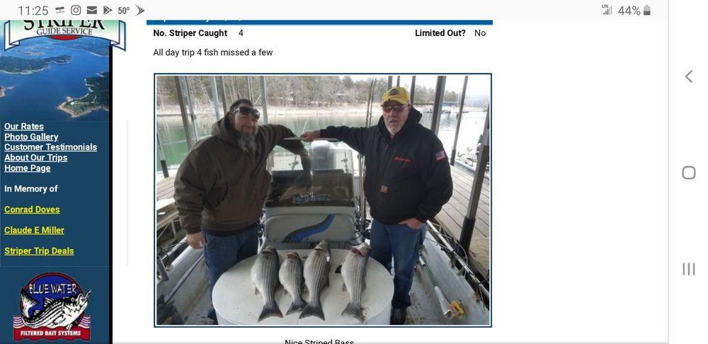 Beaver Fever Guide Service: 11460 Slate Gap Rd, Garfield, AR