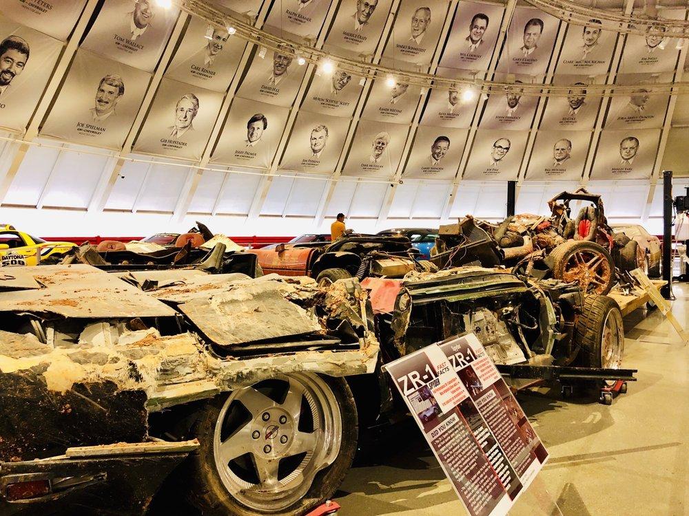 Social Spots from National Corvette Museum