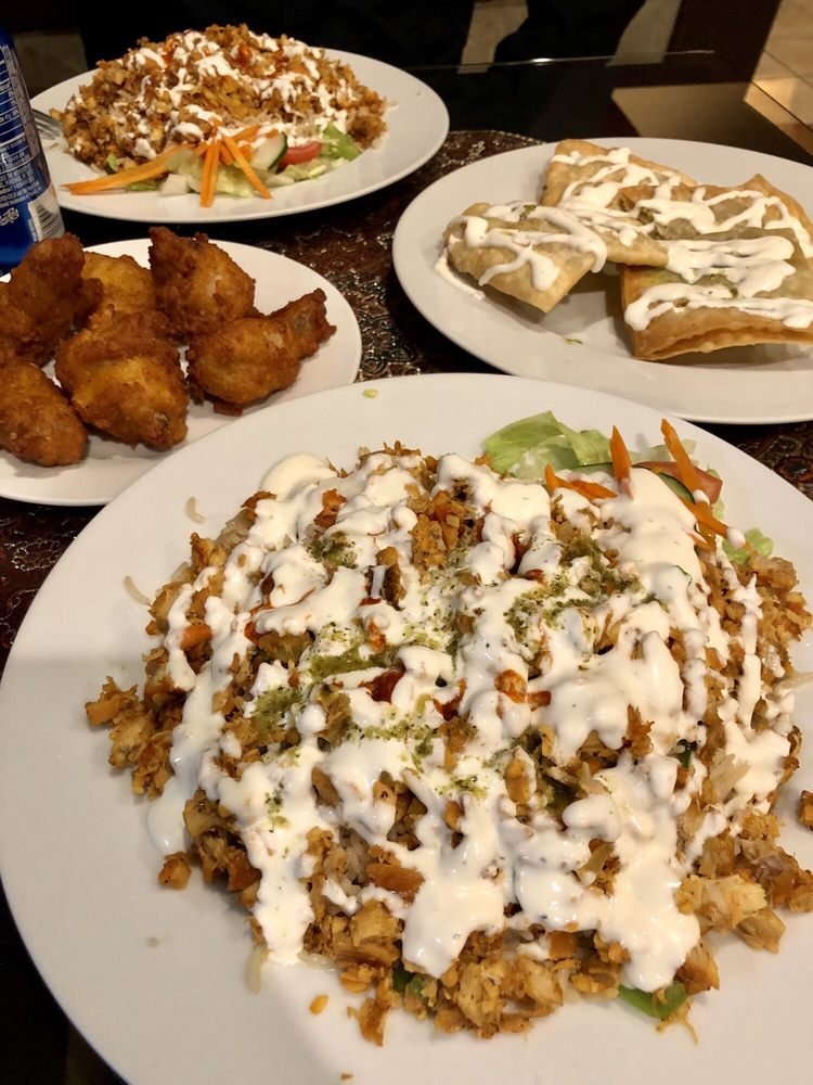Afghan Kabab Express: 305 Central Ave, Albany, NY