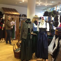 Da Tracht n Bäda Trachten & Traditionelle Kleidung Ottostr 4