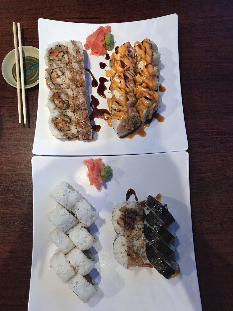 Hiro Japanese Cuisine: 3006B E Highland Dr, Jonesboro, AR
