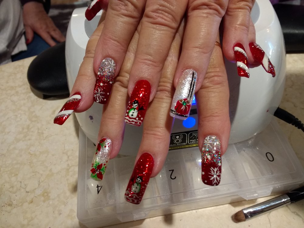 Modern Nails: 1420 S Main St, West Bend, WI