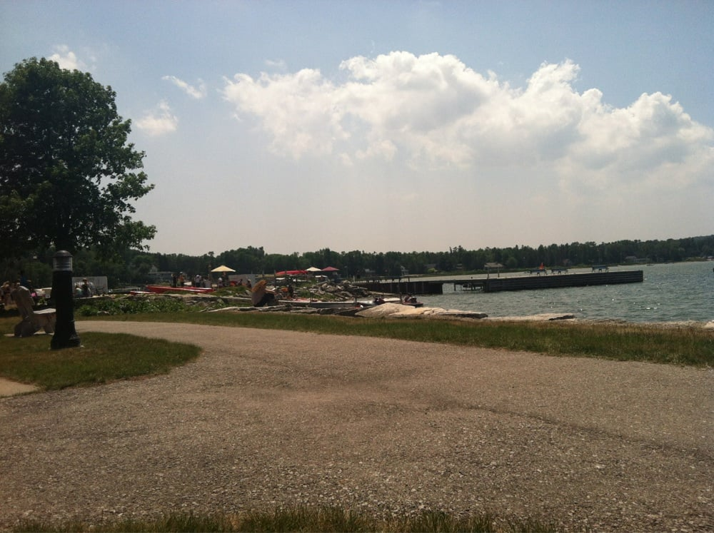 South Shore Pier Boat: 9993 Water St, Ephraim, WI