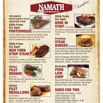outback steakhouse menu prices pdf