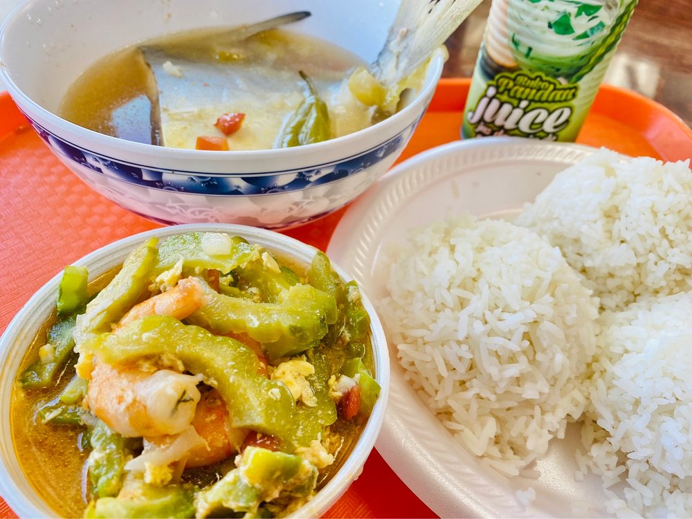 Meng's Filipino Cuisine: 34091 Date Palm Dr, Cathedral City, CA