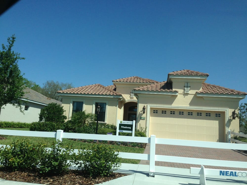 Model Home by Neal Communities - Yelp