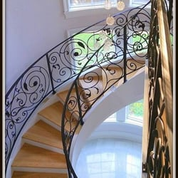 Photo Of Creative Iron Designs Charlotte Nc United States Wrought Spiral