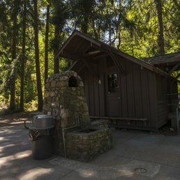 Photo Of Camp Long Cabins   Seattle, WA, United States