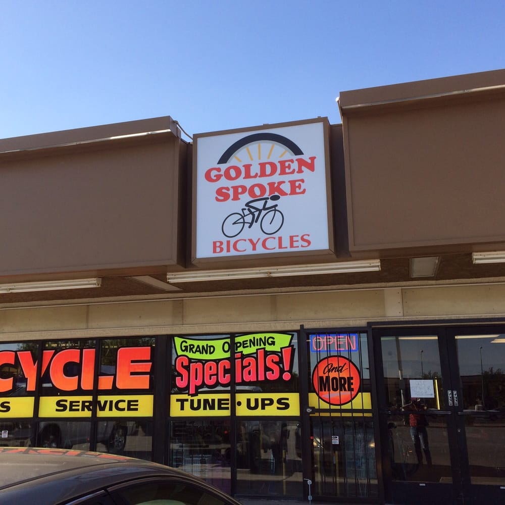 Golden Spoke Cyclery