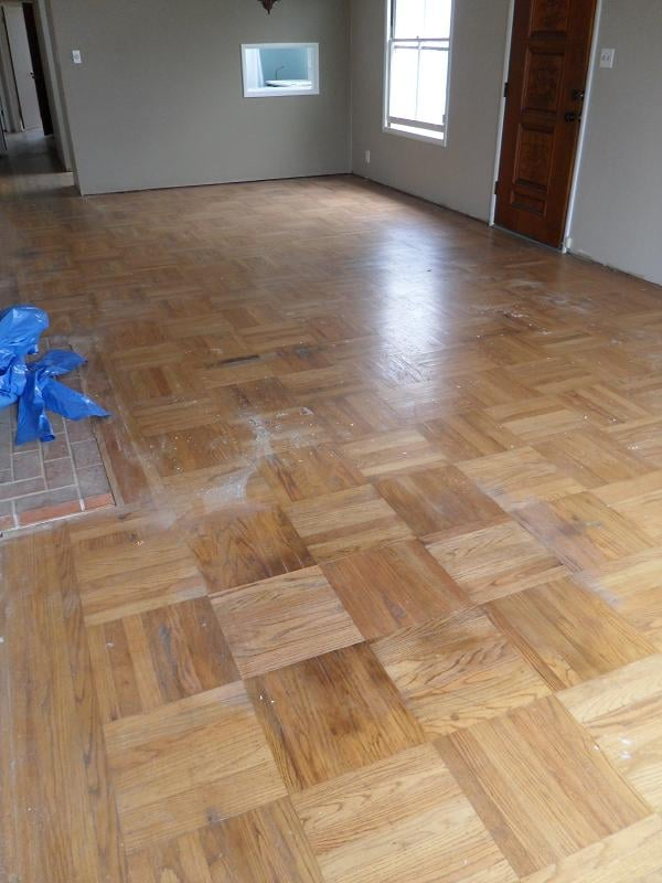 928d21430d5 old maple ballroom refinished and stained dark walnut color - Yelp