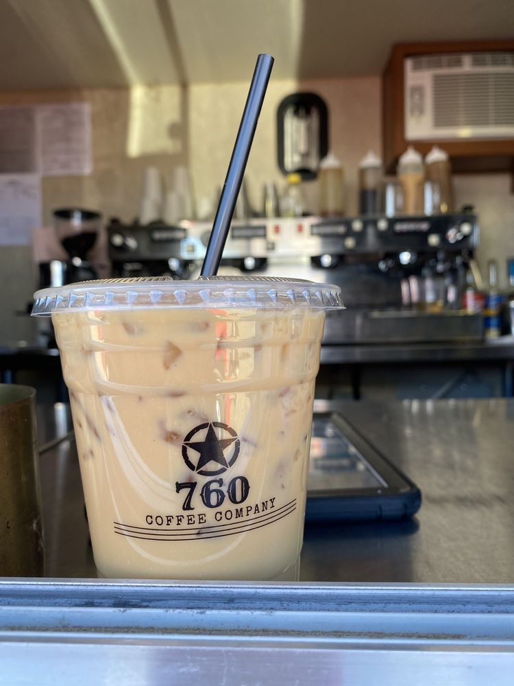 760 Coffee Company: 282 Old Woman Springs Rd, Yucca Valley, CA
