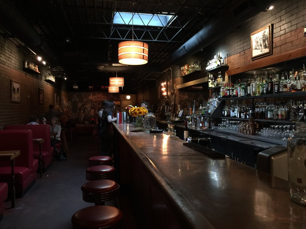 Social Spots from Maxine's Tap Room