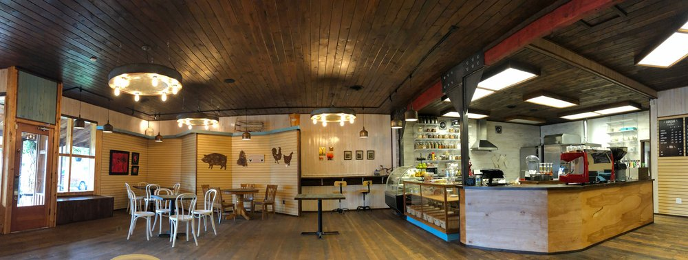 Innominate Coffeehouse & Bakery: 652 US Highway 14, Ranchester, WY