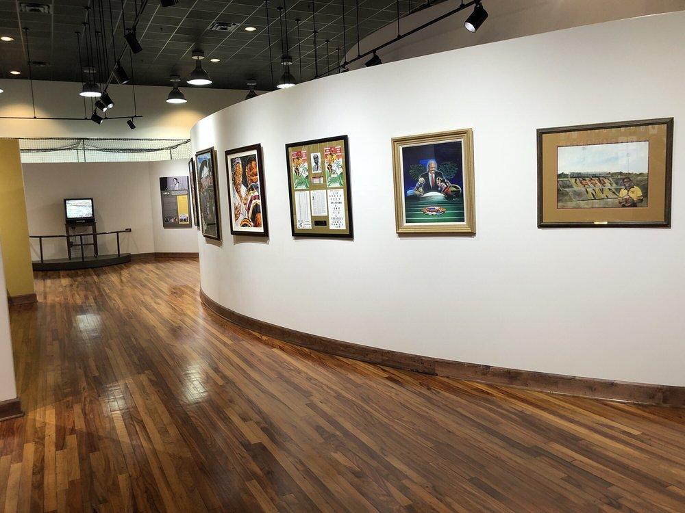 The Eddie G. Robinson Museum: 126 Rwe Jones St, Grambling, LA