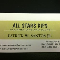 All stars dips do it yourself food various locations view photo of all stars dips kaneohe hi united states solutioingenieria Gallery