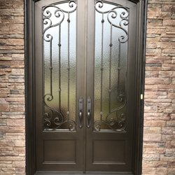 Photo Of Maclin Security Doors   Memphis, TN, United States. Iron Entry  Doors