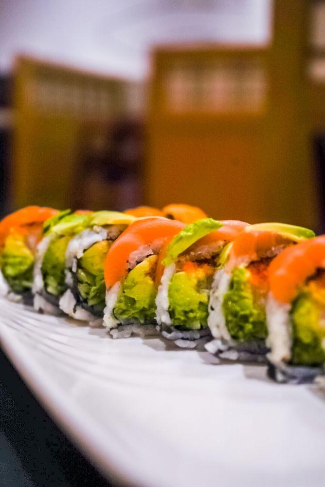Oyaji Sushi