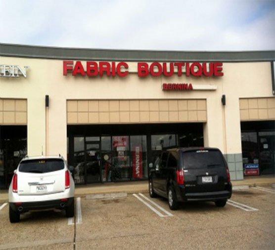 Fabric Boutique: 1701 Old Minden Rd, Bossier City, LA