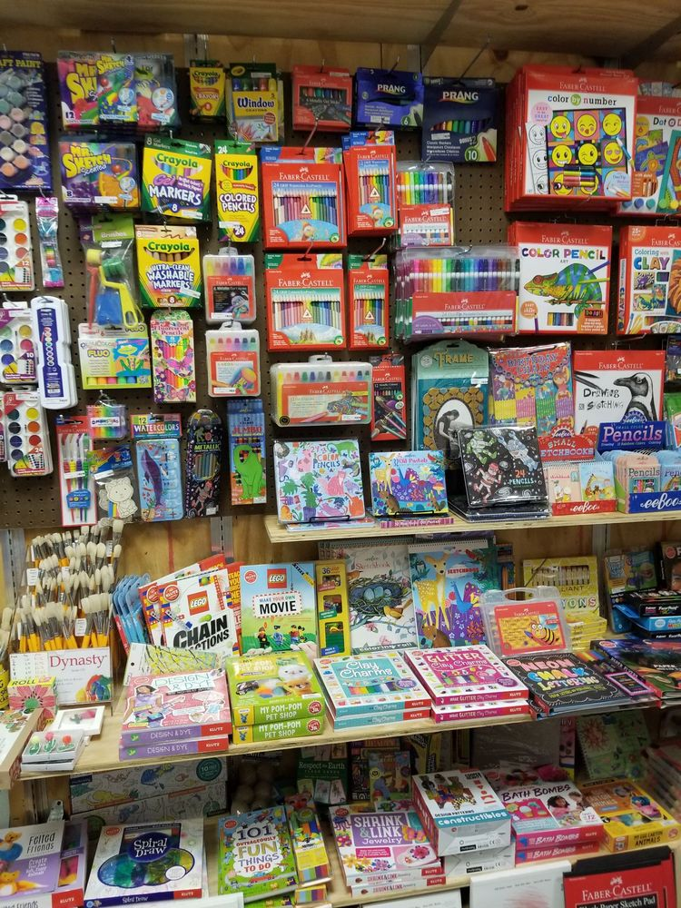 Fun Art Supplies For The Kids Yelp