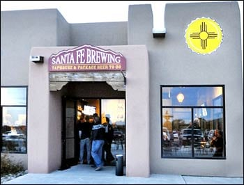 Santa Fe Brewing Tap House: 7 Caliente Rd, Santa Fe, NM