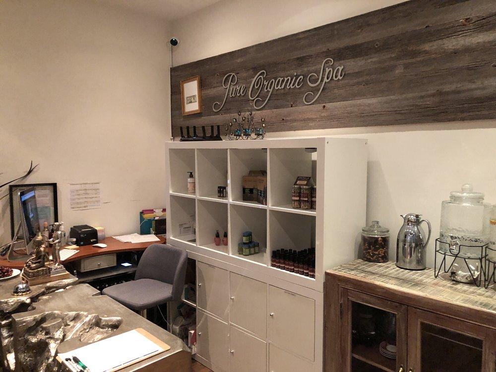 Pure Organic Spa: 518 Sutter St, San Francisco, CA