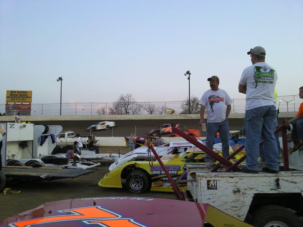 I-55 Raceway: 1550 Herky Horine Rd, Pevely, MO