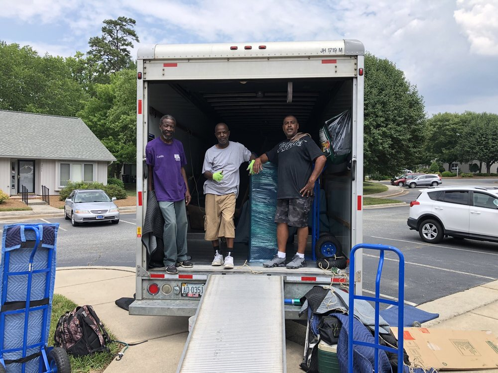 Cooper's Moving and Hauling Service: Winston-Salem, NC