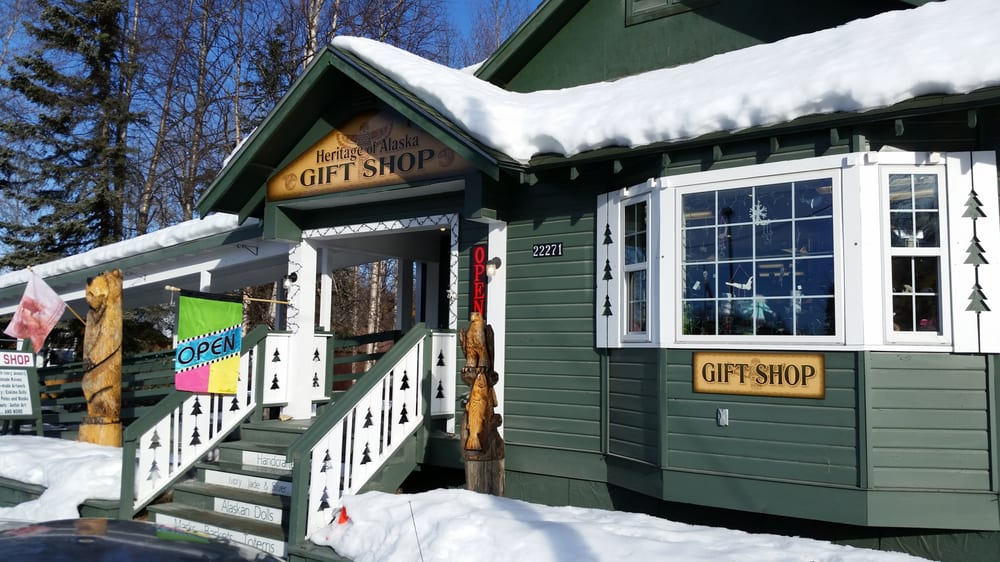 Heritage of Alaska Gift Shop: 22271 Talkeetna Spur Rd, Talkeetna, AK