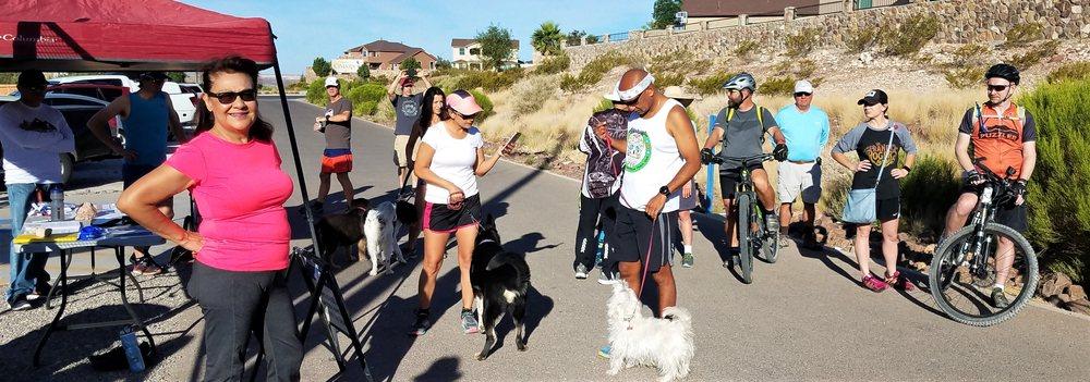 Lost Dog Trailhead: 1651 Redd Rd, El Paso, TX