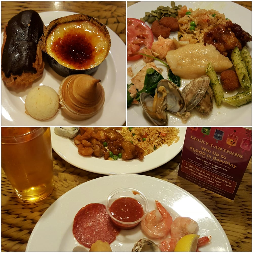 pechanga casino buffet