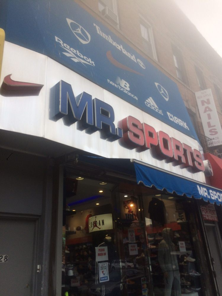 Mr.Sports: 1428 Nostrand Ave, Brooklyn, NY
