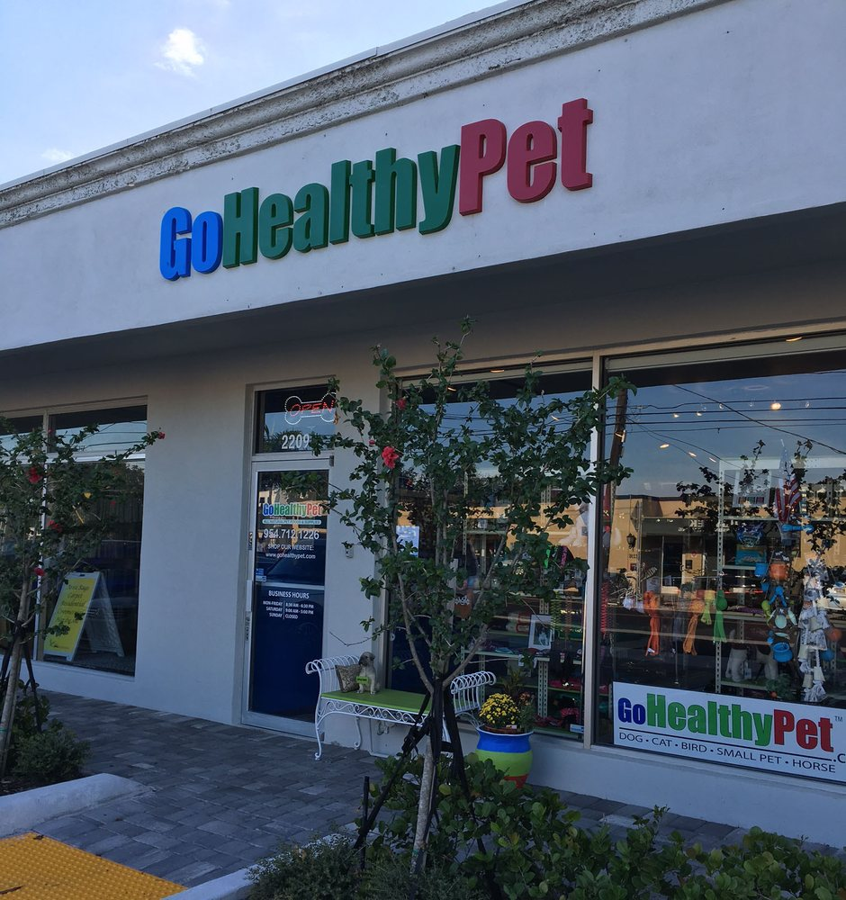 Go Healthy Pet