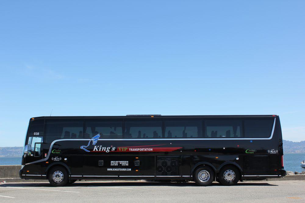 King's VIP Transportation: 1620 Innes Ave, San Francisco, CA